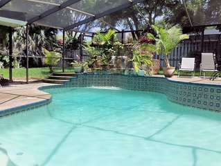 Surprise Discount! (look inside).  Private heated pool, beaches, free bike use