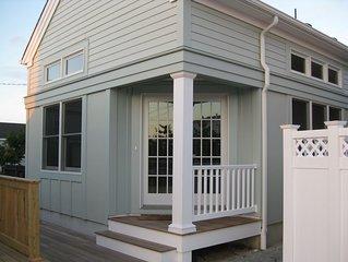 Prime Jersey Shore Beach Block House