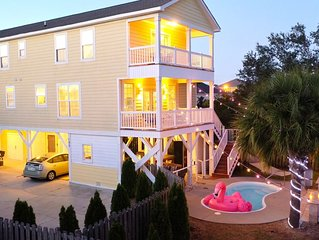 The Coolest House at the Beach!