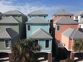 5 star luxury Boardwalk Home with beach views near the pool and ocean