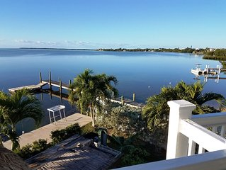 Luxury Home (#111) with Pool, Dock, Kayaks, Bicycles, on the Ocean near Key West