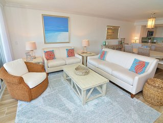 Newly Renovated Beachfront Condo at Sanibel Harbour Resort