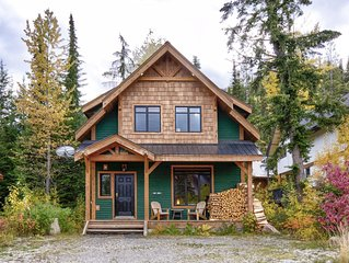 Located in the best ski-in, ski-out neighborhood at KHMR, skiers paradise