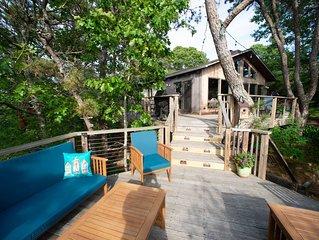 Modern 'Treehouse' in Truro Hills