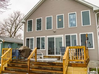 New Lakefront House On Cayuga Wine Trail