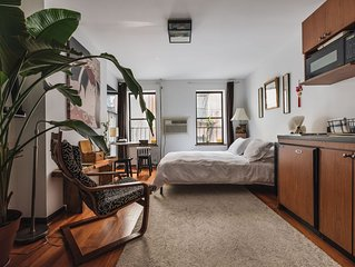 Beautiful Studio-Apt Near Times Square, just renovated !