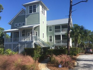 Highly Reviewed WindMark Beach Home Steps from Beach & Community Pools