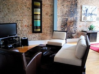 Market Street Loft - Historic Downtown Wilmington