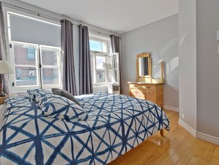 Beautiful Fully Furnished Condo - Inside Old Quebec