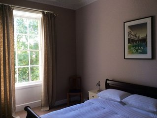 Central Bath Holiday Home Accommodation.