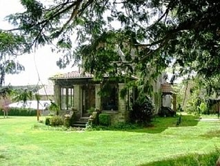 Beautifully Secluded Farmhouse With Private Heated Pool Set in 1 Hectare Of Land