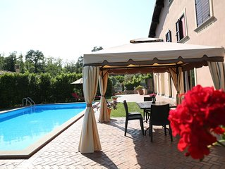 CAMELIA BRACCIANO, 2 LARGE ROOMS/POOL/PING PONG/ SOCCER TABLE/BBQ