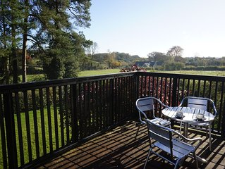 Greenbanks 1 Damerham Self Catering. The Perfect Getaway for Couples