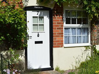 Comfortable, Cosy Cottage for Two in Beautiful Suffolk