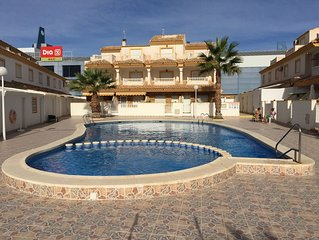 Luxuriously Equipped Villa with Large Pool. 5 mins from Lovely Fine Sandy Beach