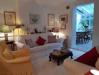 Charming One Bed Garden Flat in Notting Hill London -call owner 2019 vacancies