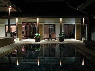 Charming & luxury 3 bedrooms villa in Phuket with private maid & swimming pool