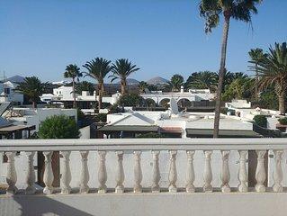 Villa Shona located central  Puerto del Carmen  7  x 4 m pool,  Priced sensibly
