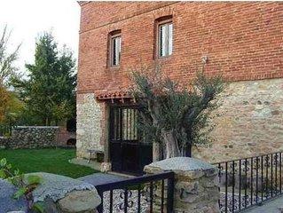 Casa Rural La Tila para 8 personas