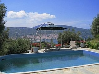 Gorgeous Newly Built Apartment W/pool, Lovely Sea Views And Close To Everything