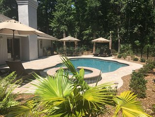 Newly Renovated House with Pool in the Plantation - Close to Beach!