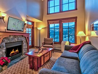 Village at Squaw Valley - 1 BR, Ski-in Ski-Out, Top Floor, Mountain View