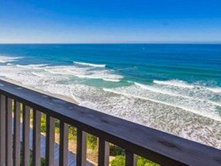 OCEANFRONT  TOP FLOOR BEST WHITEWATER & SANDY BEACH VIEWS  SEE REVIEWS