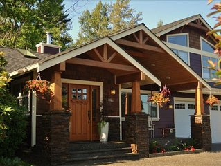 High-End Contemporary Custom Home on 244 Acre Park