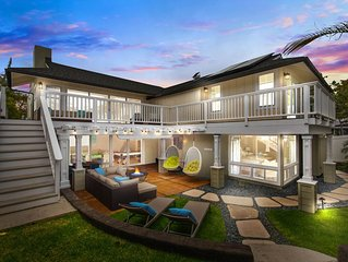 Amazing � Kailua Beach House � Pool! Game Room! 1 House from Beach