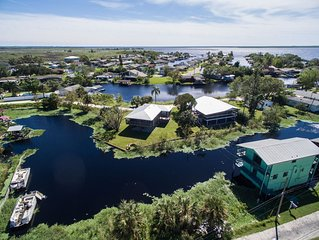 Luxury Waterfront Home In Cocoa, FL - Near Disney, Cruise Port & Beaches