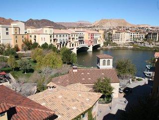 Lake Las Vegas Village Retreat