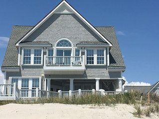 4358 Island Dr Oceanfront 5BR, Internet, Hot Tub, Community Pool