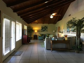 Cottage in the Kaanapali Area with 3 Bedroom/2 Baths and AC