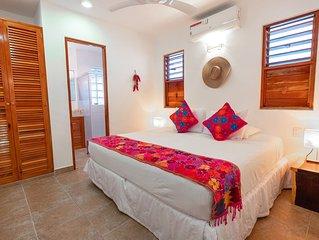 Casa Playa Maya - Brand New 1 Bedroom Beach Level Apartment