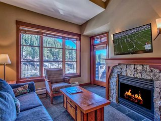Village at Squaw Valley - 1BR - Ski-in Ski-out, Top Floor, End Unit