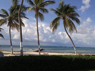 Stunning 2BR Beach Front Condo