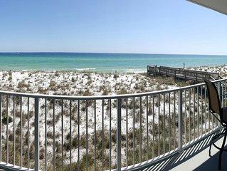 Beautiful Gulf Front 2 Bedroom  / 2.5 bath Beach Condo at Starboard Village 224