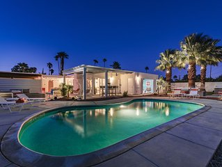 Mid-Century Palm Springs and It's Wonderful Lifestyle