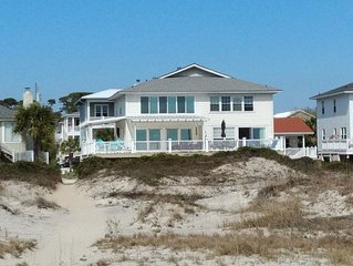 It's a Beach Haven and it's Beachfront!   See the beautiful dunes and ocean
