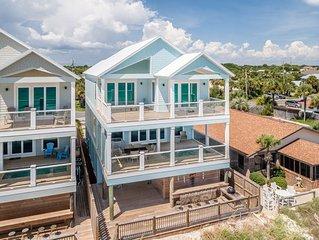 20% OFF FALL RATES! Beachfront - Pool - Grill - Spacious balconies - Ocean views