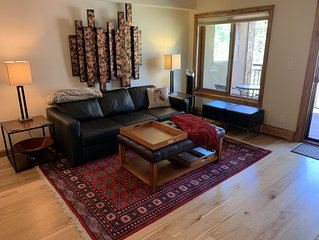 2 Bd/2 Ba Condo on Bus Route W/Hot Tubs, Garage Parking, WiFi