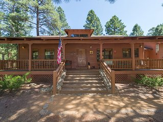 Beautiful Secluded Mountain Home on 2.5 Acres; wildlife, quiet, close to town.