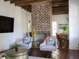 Completely Renovated Charleston Single House
