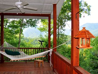 Spectacular Mountain Views, Close to White Water Rafting!