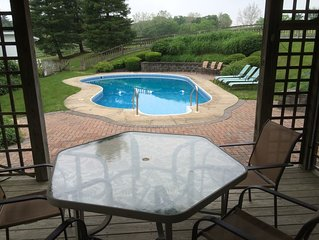 Large Picturesque Farmhouse Nestled On 92 Acres In Beautiful Lancaster County