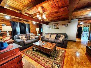 Three3Bears Lodge in the heart of the Smokies.