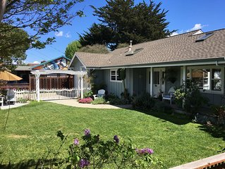 Fall Specials!! 26TH Ave Perfect Family Beach House,HotTub,Steps to Beach