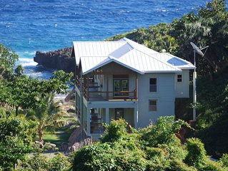 L'alize: Private in West Bay, For 2 or 12, Pool, Kayaks, Private beach, extras