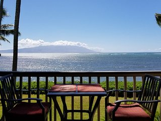 Spectacular Oceanfront View at Wavecrest!  Mustang Convertible Available to Rent
