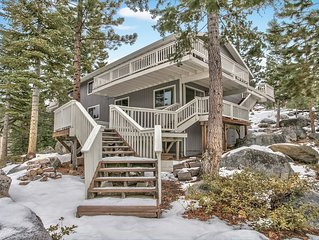 LUXURY MOUNTAIN HOME in Winter Wonderland - Ideal for families - A RARE FIND